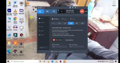 Bandicam Screen Recorder Free