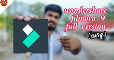 wondershare video editing software