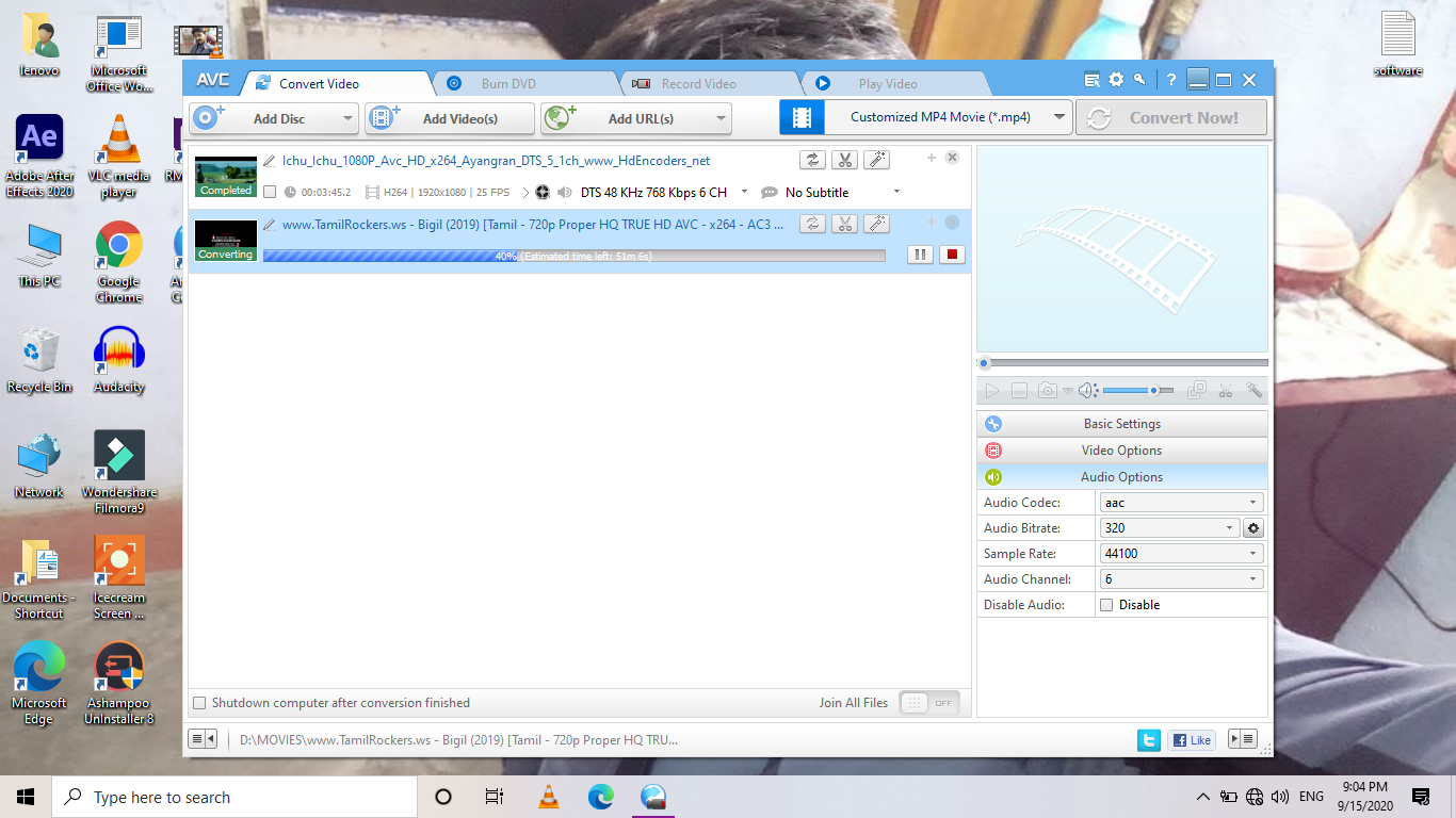 Best Video Converter Pc for Free In Tamil