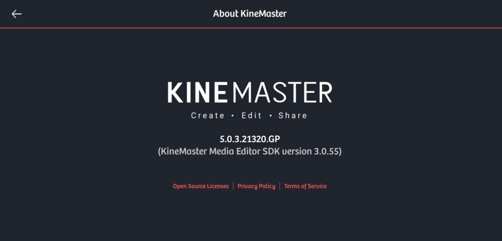 KINEMASTER PRO 5.0.3